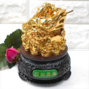 재물파워 황금두꺼비 소형 삼족두꺼비 개업선물 재물