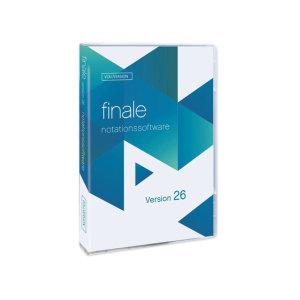 MakeMusic Finale 26 상업용 ESD / 피날레26