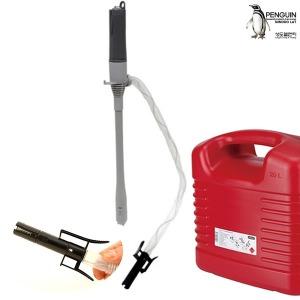 자동 자바라펌프 DP08/센서형 건전지식 자바라 펌프
