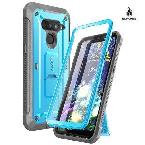 Supcase LG V50 핸드폰케이스 휴대폰케이스 커버 블루