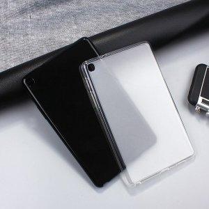 무배 갤럭시탭A 8.0 2019 P200 젤리케이스 누드화이트