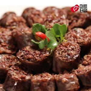 미트타임 명가 장수야채순대 고기야채순대 2kg