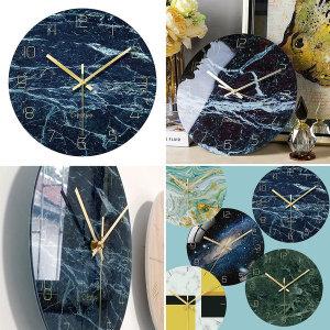 도레미벽시계 스칸클로켄-마블인디고 / 대리석벽시계