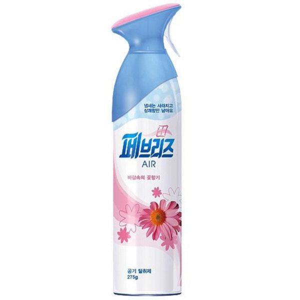 페브리즈 에어(바람속의 꽃향기/275g/P G)
