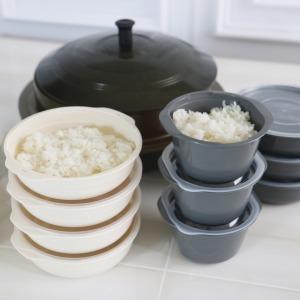 모노쿡 냉동밥보관용기 전자레인지용기(소형) 13개