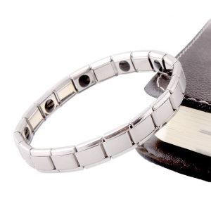 게르마늄팔찌 티타늄 은팔찌 합금 부모님선물