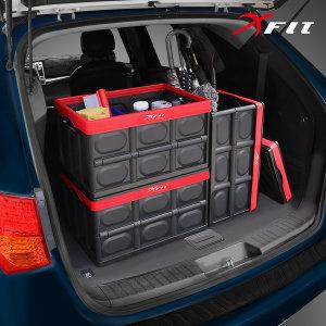 접이식 하드케이스 트렁크정리함 L(46리터) 차량용품