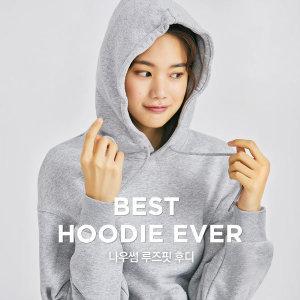 기모 루즈핏 후드티(raising loosefit hoodie)