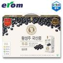 이롬-황성주 검은콩두유 190mlX24팩-생식