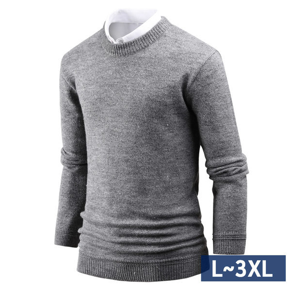 남자 니트 포근한감성 라운드 남성 스웨터 _tn1611