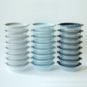 전자렌지 냉동밥 햇반용기 450ml 16P세트 무료배송