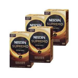 네스카페 수프리모 커피믹스 400T(100Tx4개)