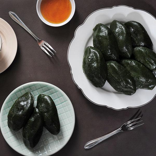 (전남생협)영광 (찐) 모시 왕송편 (기피) 1.2kg(20개)
