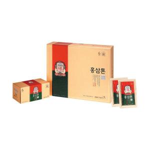 홍삼톤 60포/쇼핑백증정+메세지카드서비스/ 홍삼톤마일드