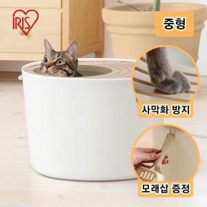 고양이화장실/고양이토일렛(PUNT-430) 화이트