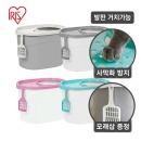 아이리스 사막화방지 고양이화장실 삽 핑크 TECL-340