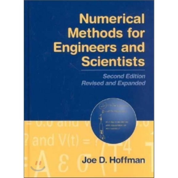 Numerical Methods for Engineering and Scientists  2 E  Joe D  Hoffman  Steven Frankel