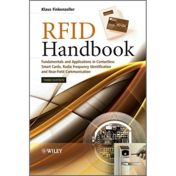 Rfid Handbook  3 E : Fundamentals and Applications in Contactless Smart Cards and Identification ...