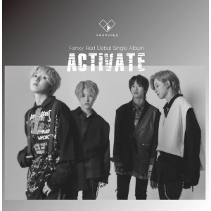 팬시레드 (FANXY RED) 1st Single Album - ACTIVATE