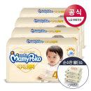 에어핏 팬티 대형 여아 36Px4팩(1박스) /기저귀.