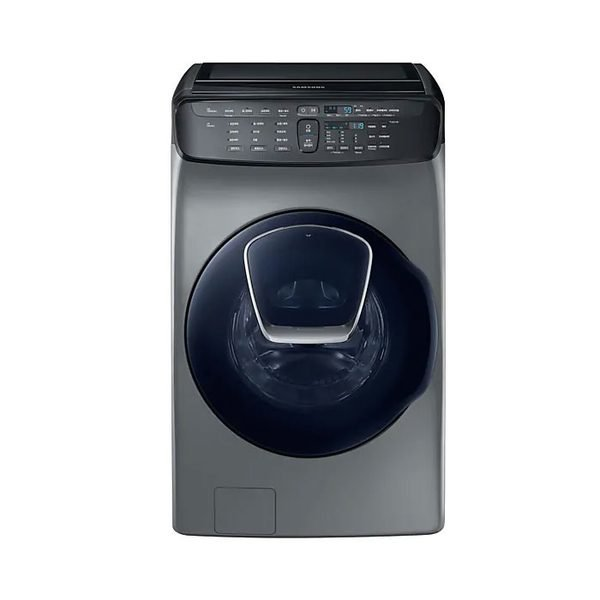 삼성전자  플렉스워시 세탁기 - WV22N9670KP 이녹스실버 - 전국무료배송