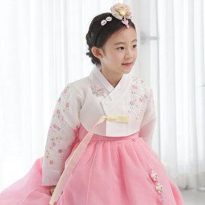 예닮 아동한복 여아한복 예인채