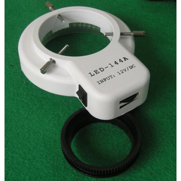 실체현미경용 LED144조명 / 올림푸스 니콘 생물 금속