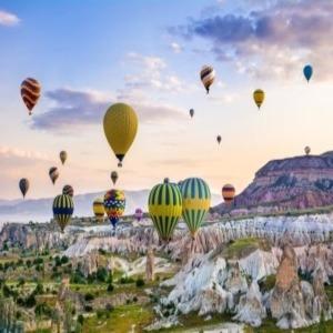 전일정특급호텔+밸리댄스+WIFI 버스  실속있는 터키일주 9일