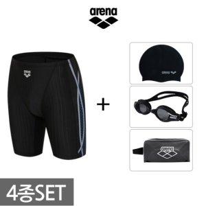 남성 4부사각 수영복세트 AVSPM76A40/ 아레나(수영복)