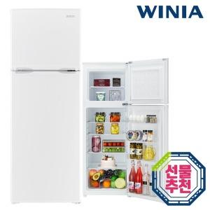 공식인증 위니아 소형냉장고 WRT182AW 2도어 182리터