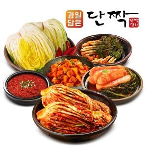 국내산 농산물 100% 김치특가 10종 1kg