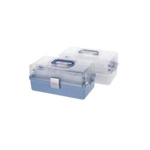 시스맥스 애니박스 컴팩트 블루/화이트 68003