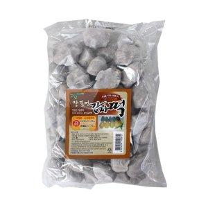 (냉동)장길영 감자떡2kg 냉동감자떡 맛있는감자떡 냉