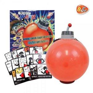 째깍째깍 풍선폭탄 놀이 MT 야유회 캠핑 놀이용품