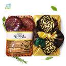영지버섯500g (원형+절편) 선물세트 추석선물 명절선물