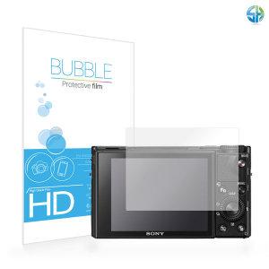 버블 소니 RX100M7 액정보호필름 고투명 2매 /S