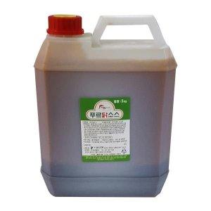 DS152/맛죤 푸르닭소스 5kg 가공식품 조미료 소스 식