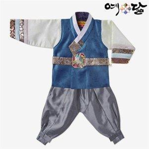 보리보리/예닮한복 예닮한복 남아한복 B184012