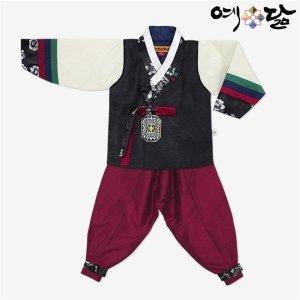 보리보리/예닮한복 예닮한복 남아한복 B184011