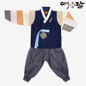 보리보리/예닮한복 예닮한복 남아한복 B184007