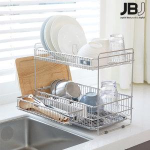 JBJ  코모드 2단 식기건조대