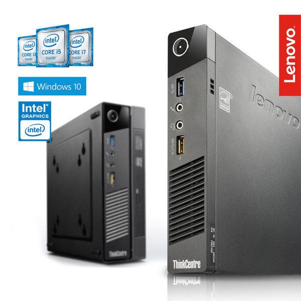 컴퓨터 SSD240G/윈10/미니pc Tiny/i5 ThinkCentre M73