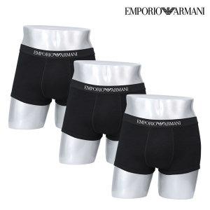 EMPORIO ARMANI 남성 드로즈 3종 세트_111610-21320