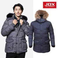 JDX골프스포츠  (남성)라쿤퍼 덕다운 헤비 점퍼_X2NWWDM01-DN