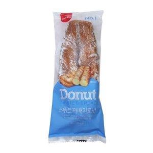 다조하 DA 삼립 6782 스위트 꽈배기 도넛 90g 트위스