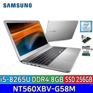 삼성전자메탈 NT560XBV-G58M 고성능그래픽 MX150 / Ju