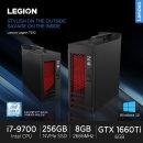 LEGION T530-28ICB 90L3005QKR I7/8G/1660Ti/NVMe256G