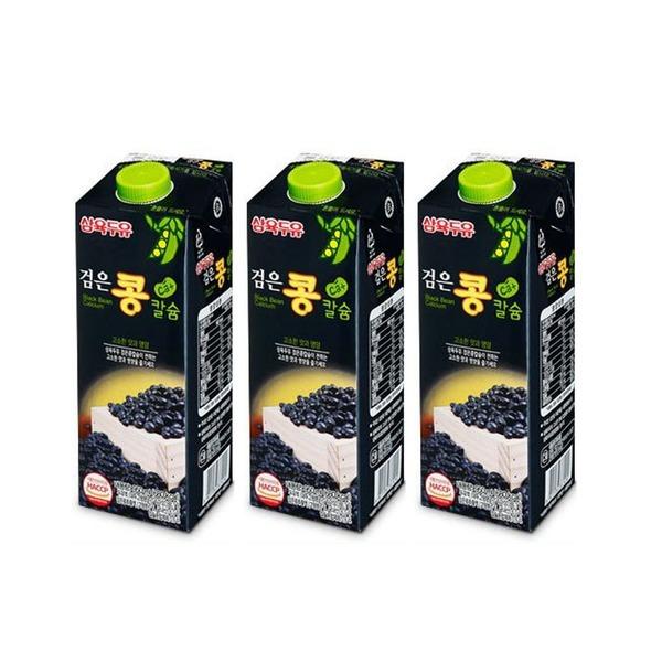삼육두유 검은콩칼슘 950ml 12팩