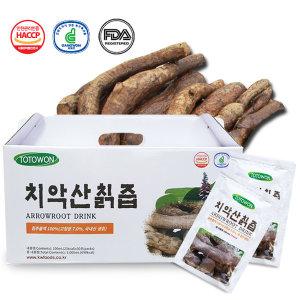 (토토원) 강원식품 치악산칡즙 4박스  120포
