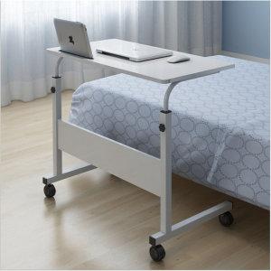 마이홈 높이조절 사이드테이블(화이트)